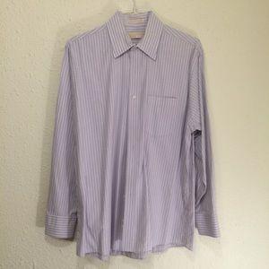 Michael Kors striped dress Shirt(063)